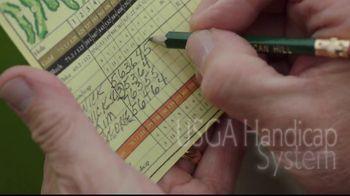 USGA TV Spot, 'Handicap System' - 6 commercial airings