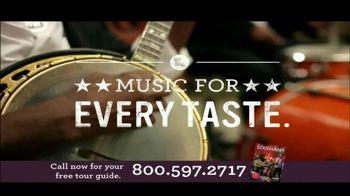 Louisiana Office of Tourism TV Spot, 'Taste'