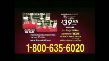 Miracle Blade TV Spot [Spanish] - Thumbnail 9