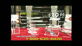 Miracle Blade TV Spot [Spanish] - Thumbnail 4