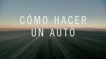 Dodge Dart TV Spot, 'Cómo Hacer Un Auto' Con Pitbull [Spanish] - Thumbnail 1