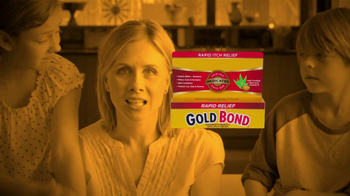 Gold Bond Rapid Relief TV Spot, 'Stop Your Scratching'