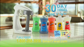 Smart Twist Cleaning System TV Spot - Thumbnail 10
