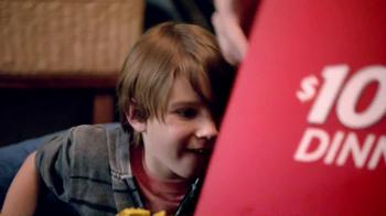 Pizza Hut $10 Any Dinner Box TV Spot, 'Living on a Budget' - Thumbnail 3