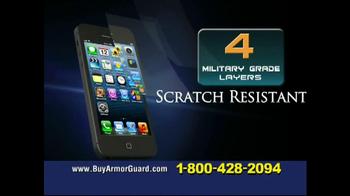 Armor Guard TV Spot, 'Accidents