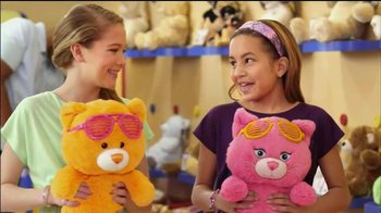 Build-A-Bear Workshop TV Spot, 'Color Popz'