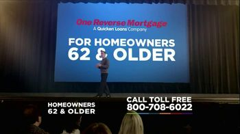 One Reverse Mortgage TV Spot, 'Worried About Expenses?'