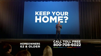 One Reverse Mortgage TV Spot, 'Worried About Expenses?' - Thumbnail 3