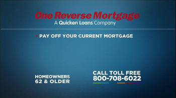 One Reverse Mortgage TV Spot, 'Worried About Expenses?' - Thumbnail 4