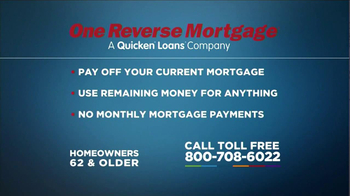 One Reverse Mortgage TV Spot, 'Worried About Expenses?' - Thumbnail 5