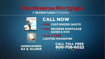 One Reverse Mortgage TV Spot, 'Worried About Expenses?' - Thumbnail 7
