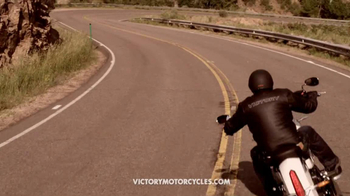 Victory Motorcycles TV Spot, 'Ride One and You'll Own One' - Thumbnail 2