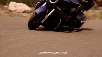 Victory Motorcycles TV Spot, 'Ride One and You'll Own One' - Thumbnail 3