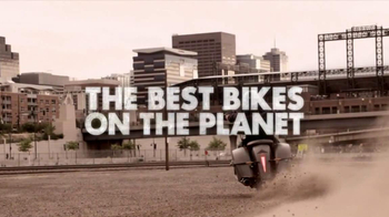 Victory Motorcycles TV Spot, 'Ride One and You'll Own One'