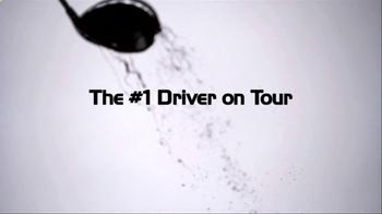 TaylorMade R1 Driver TV Spot, 'Black Ink Splash' - Thumbnail 8