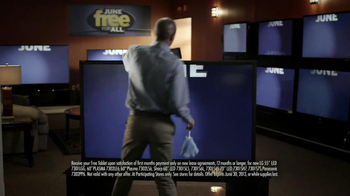 Aaron's Free For All Events TV Spot - Thumbnail 4