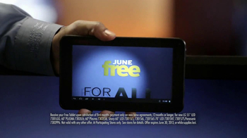 Aaron's Free For All Events TV Spot - Thumbnail 5