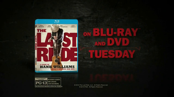 The Last Ride Blu-Ray & DVD TV Spot - Thumbnail 9