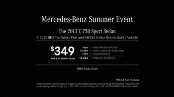 Mercedes-Benz Summer Event TV Spot, 'By the Ocean' - Thumbnail 10