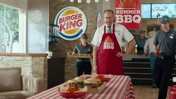 Burger King TV Spot, 'BBQ Summer' - Thumbnail 1