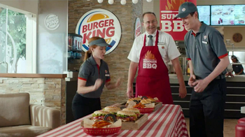 Burger King TV Spot, 'BBQ Summer' - Thumbnail 2