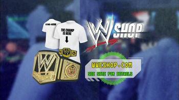 WWE Shop TV Spot, 'Astronaut' - Thumbnail 9
