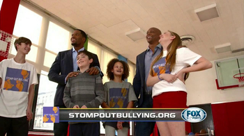 Fox Supports TV Spot, 'Bullying' Featuring Michael Strahan and Eddie George - Thumbnail 7