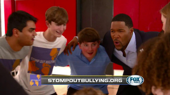 Fox Supports TV Spot, 'Bullying' Featuring Michael Strahan and Eddie George - Thumbnail 9