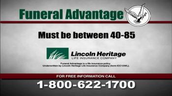 Lincoln Heritage Funeral Advantage TV Spot - Thumbnail 3