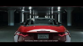Jaguar F-Type TV Spot, 'ESPN' Featuring Stewart Scott - Thumbnail 9