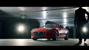 Jaguar F-Type TV Spot, 'ESPN' Featuring Stewart Scott - Thumbnail 6