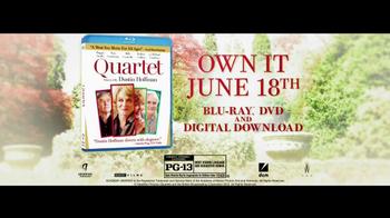 Quartet Blu-ray and DVD TV Spot - Thumbnail 10