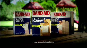 Band-Aid Quiltvent TV Spot, 'Burbujas' [Spanish] - Thumbnail 10