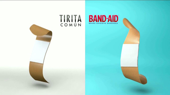 Band-Aid Quiltvent TV Spot, 'Burbujas' [Spanish] - Thumbnail 5