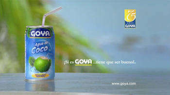 Goya Agua de Coco TV Spot [Spanish] - Thumbnail 8