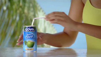 Goya Agua de Coco TV Spot [Spanish] - Thumbnail 6