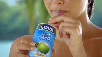Goya Agua de Coco TV Spot [Spanish] - Thumbnail 7