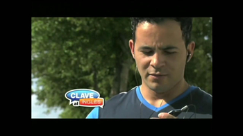 Clave Al Inglés TV Spot Con Oscar de la Hoya [Spanish] - Thumbnail 3