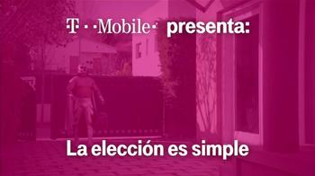 T-Mobile TV Spot, 'La Elección es Simple' [Spanish] - Thumbnail 1