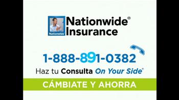 Nationwide Insurance TV Spot, 'A Tu Medida' [Spanish] - Thumbnail 10
