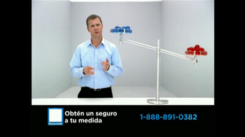 Nationwide Insurance TV Spot, 'A Tu Medida' [Spanish]