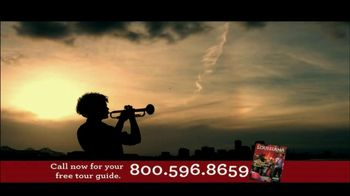 Louisiana Office of Tourism TV Spot, 'Pick Your Passion'
