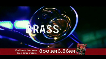Louisiana Office of Tourism TV Spot, 'Pick Your Passion' - Thumbnail 8