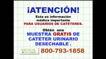 Medical Direct Club TV Spot, 'Catéteres' [Spanish]