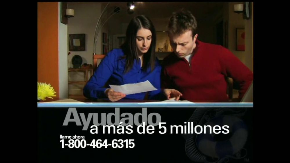 Consolidated Credit Counseling Services TV Commercial, 'Deudas'