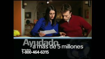 Consolidated Credit Counseling Services TV Spot, 'Deudas' [Spanish]