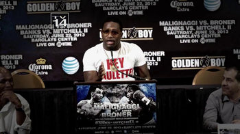 Showtime TV Spot, 'Malignaggi Vs. Broner: Talk' - Thumbnail 2