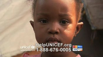 UNICEF TV Spot, 'What Would You Do?' Featuring Alyssa Milano - Thumbnail 5