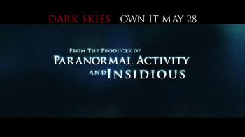 Dark Skies Blu-ray and DVD TV Spot - Thumbnail 2