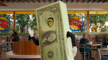 Burger King $1 Lemonade TV Spot, 'Dancing Dollar' - Thumbnail 3